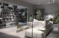 Obývací pokoje z Milána 2014