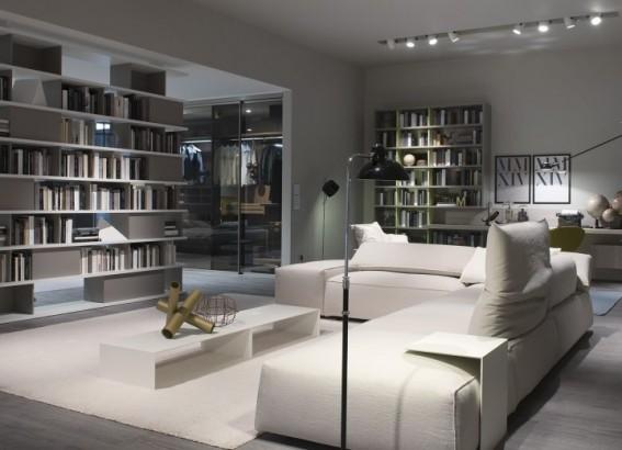Italský obývací pokoj