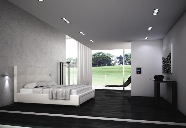 Stylové kožené postele