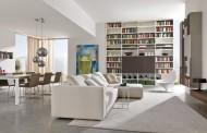 Designové obývací stěny