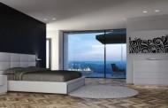 Kožené postele, nepoznaný luxus v ložnici