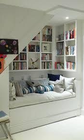 bookcase under