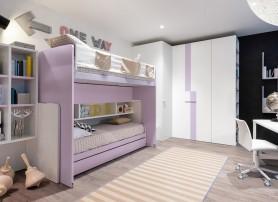 Luxusní dětský pokoj ZALF