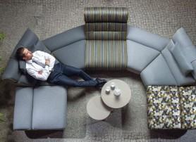 Stylová a luxusní sedací souprava