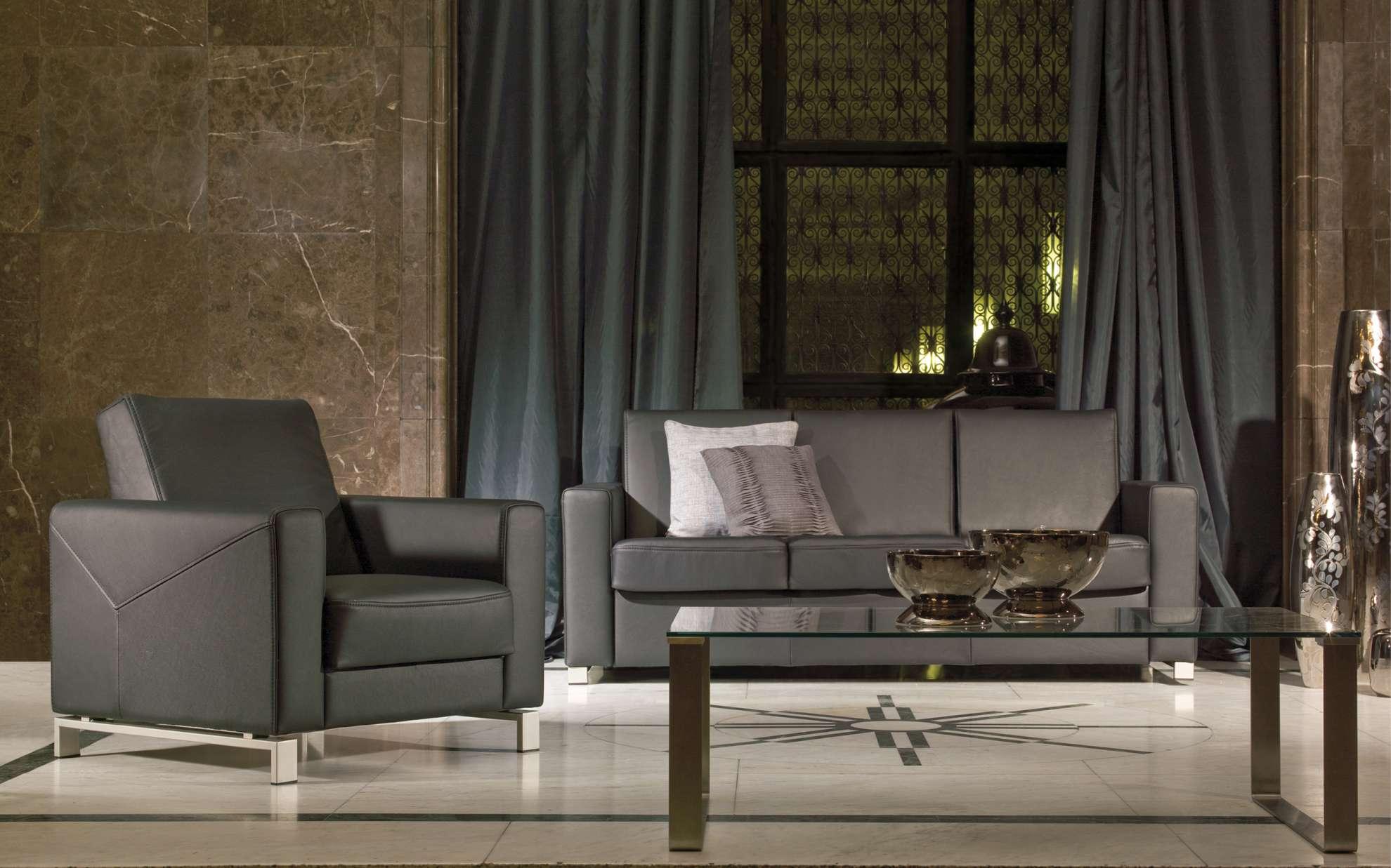 Luxusní obývací pokoj