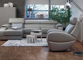 Luxusní designová sedací souprava