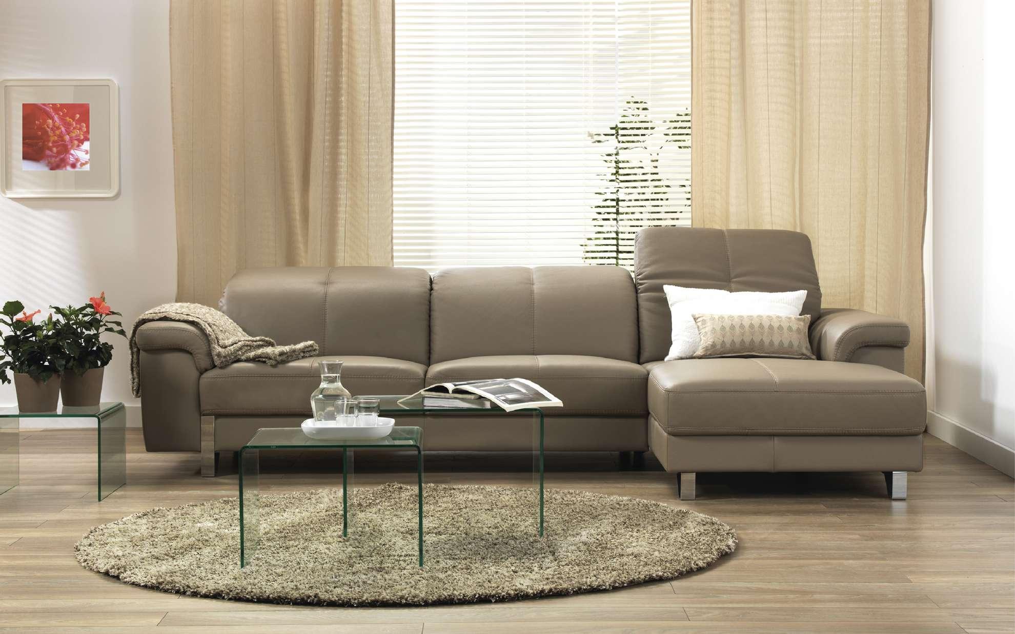 Neutrální obývací pokoj