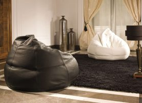 Obývací pokoj určený pro relaxaci