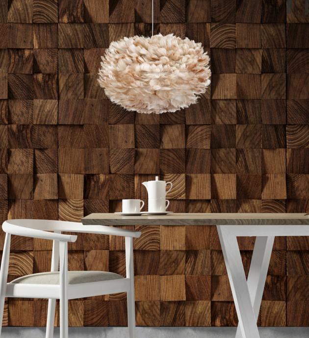 Netradiční materiály, kov i textil. To vše mohou nabídnout nové trendy světla.