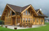 Srubový dům jedině od společnosti Woodlife