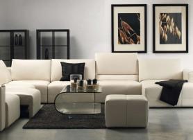 Designový obývací pokoj